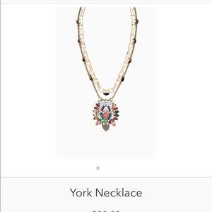 York necklace Stella & Dot